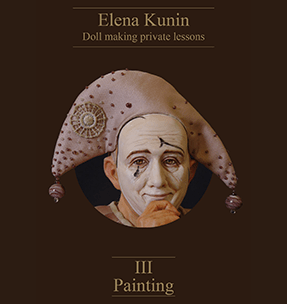 Part 3 – Painting Elena Kunin Book